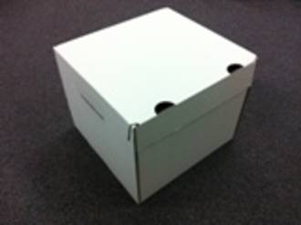 Cake Transporting Box. 360mm SQ 300mm Deep - SOLD OUT