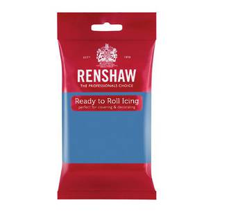 Renshaw Turquoise Blue Icing 250g - SOLD OUT
