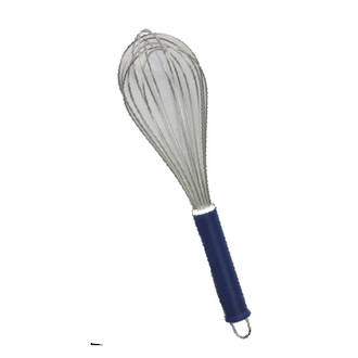 Thermohauser Whisk, 25cm, sealed plastic handle (1.2mm wire)