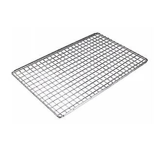 Straight Wire Stainless Steel Cooling Tray, 457x737mm (18x29)