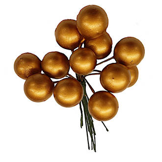 Berry Bunch Gold 22mm - 90mm