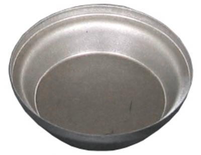 Palletized Savoury Pie Tins, (60) Large Shallow 72x20mm, Tray size 720x460mm