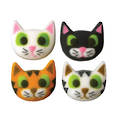 Kitty Assortment Dec-on Sugar Decorations 40mm (Box of 96)