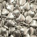 Tablet Hearts Silver 10mm (1kg bag)