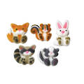 Woodland Animals Dec-on Sugar Decorations 40mm (Box of 70)