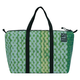 Recycled Billboard Bag - med gear 03293