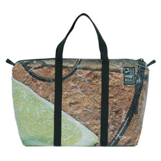 Recycled Billboard Bag - med gear 03410