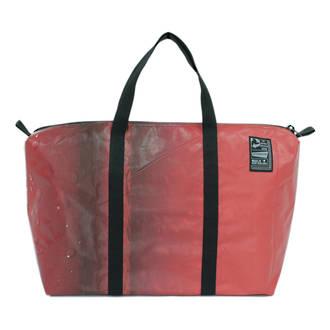Recycled Billboard Bag - med gear 04003