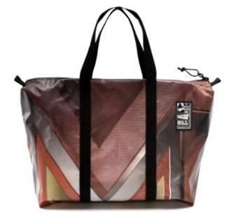 Recycled Billboard Bag - med gear 30521