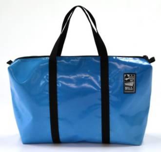 Recycled Billboard Bag - med gear 30547