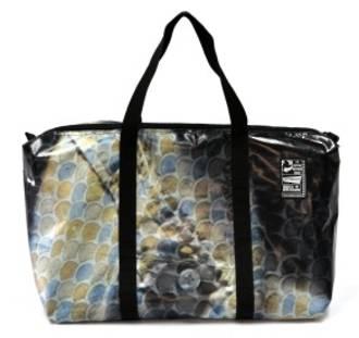 Recycled Billboard Bag - med gear 30551