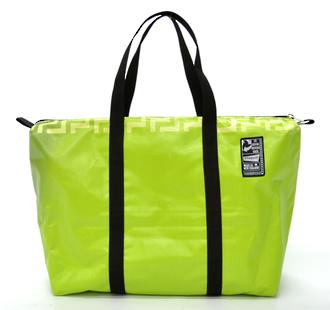 Recycled Billboard Bag - med gear 30579