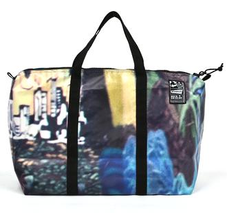 Recycled Billboard Bag - med gear 30632