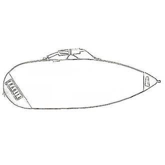 Fishboard Bag - Blank 50005