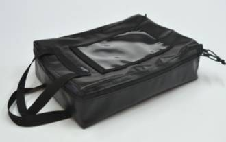 PPE / Gear Bag - Black (38cm x 50cm x 13cm)