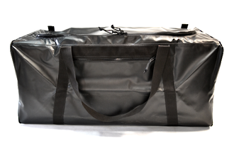 Gear Bag with side pocket 186 Litres – Black