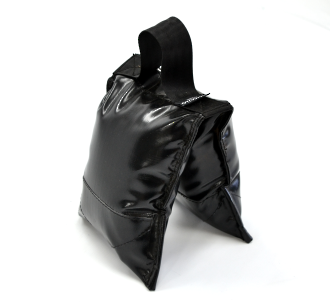 Sand Bags Black - Filled Deluxe Black