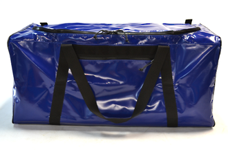 Gear Bag with side pocket 186 Litres– Blue