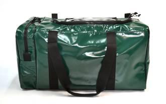 PPE / Gear Bag - Forest (35cm x 35cm x 70cm, end pocket U-shaped zip)