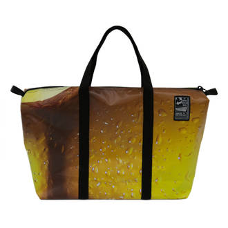 Recycled Billboard Bag - med gear 03281