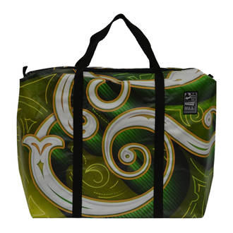 Recycled Billboard Bag - large gear 04114