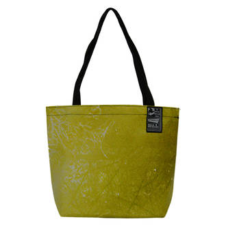 Recycled Billboard Bag - Small Tote 04112