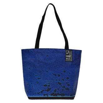 Recycled Billboard Bag - Small Tote 04104