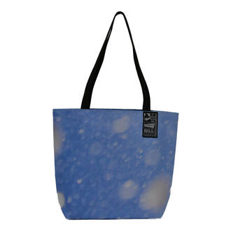 Recycled Billboard Bag - Small Tote 04106
