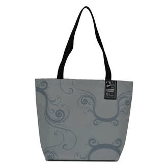 Recycled Billboard Bag - Small Tote 04108
