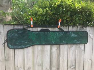 Waka Ama Double Paddle Bag  - Recycled Billboard