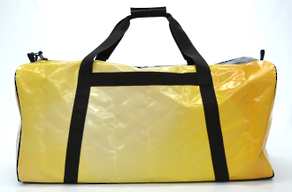 Recycled Billboard Huge Gear Bag - 30605