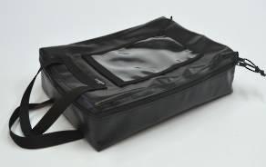 PPE / Gear Bag - Black (38cm x 50cm x 13cm)