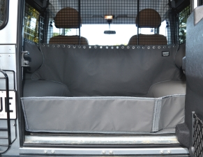 Land Rover Defender  Boot Liner (13)