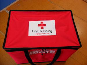 padded dummie bag first training 1