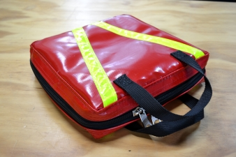 Westpac helicopter blood transfusion bag (3)