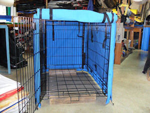 dog crate cover 2