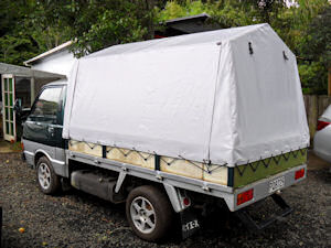 small truck cover 1
