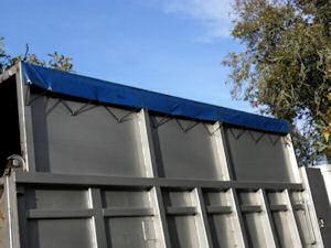 truck cap cover