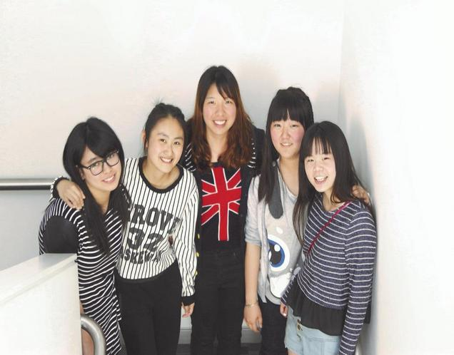 International Chinese Students