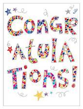 A10919 - Congratulations