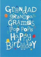 OND053 - Grandad