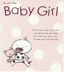 OTN025 - Baby girl