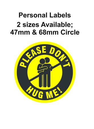 Please Don't Hug Me!