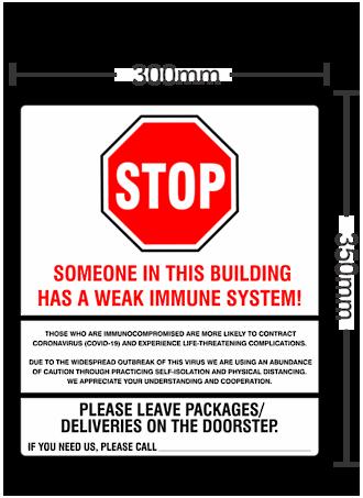 STOP Weak Immune System