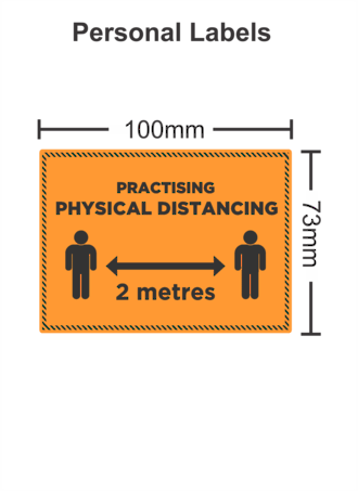 Practising Physical Distancing