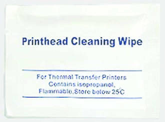 Printhead Cleaning Wipes - 50 per pack