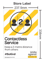 Contactless Service