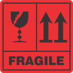 Fragile This Way Up x500 labels
