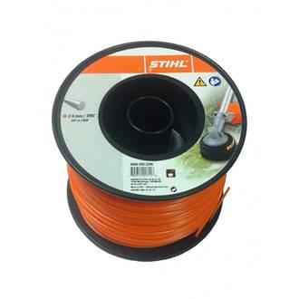 STIHL Round Nylon 2.4mm Orange - 253m