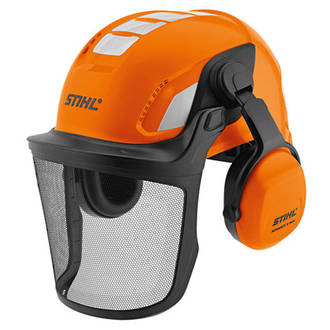 STIHL Advanced X-Vent Helmet Set